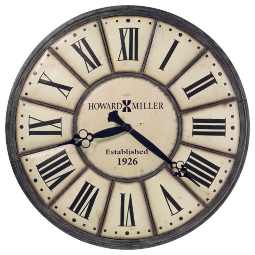Howard Miller Wall Clocks Company Time Wall Clock Westrich