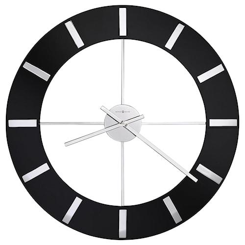 Howard Miller Wall Clocks Onyx Wall Clock