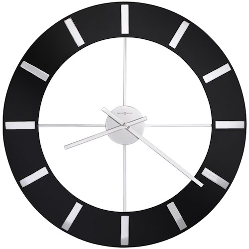 Howard Miller Wall Clocks Onyx Wall Clock