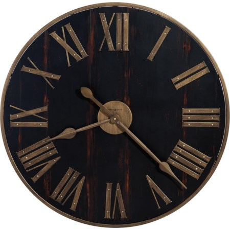 Murray Grove Wall Clock
