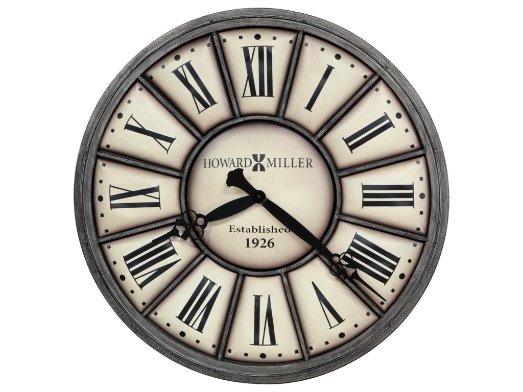 Howard Miller Wall ClocksCompany Time II Wall Clock