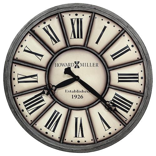 Howard Miller Wall Clocks Company Time II Wall Clock