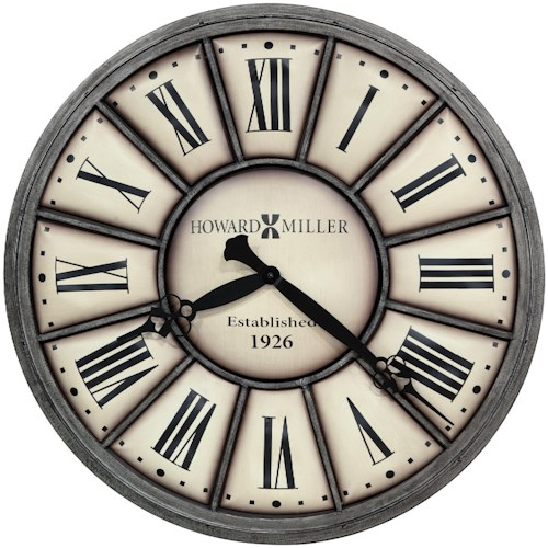 Howard Miller Wall Clocks Company Time II Wall Clock