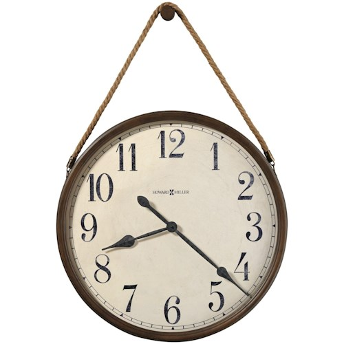 Howard Miller Wall Clocks Bota Wall Clock