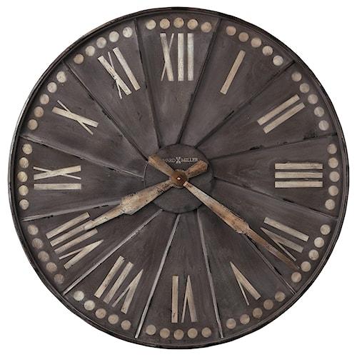 Howard Miller Wall Clocks Stockard Wall Clock