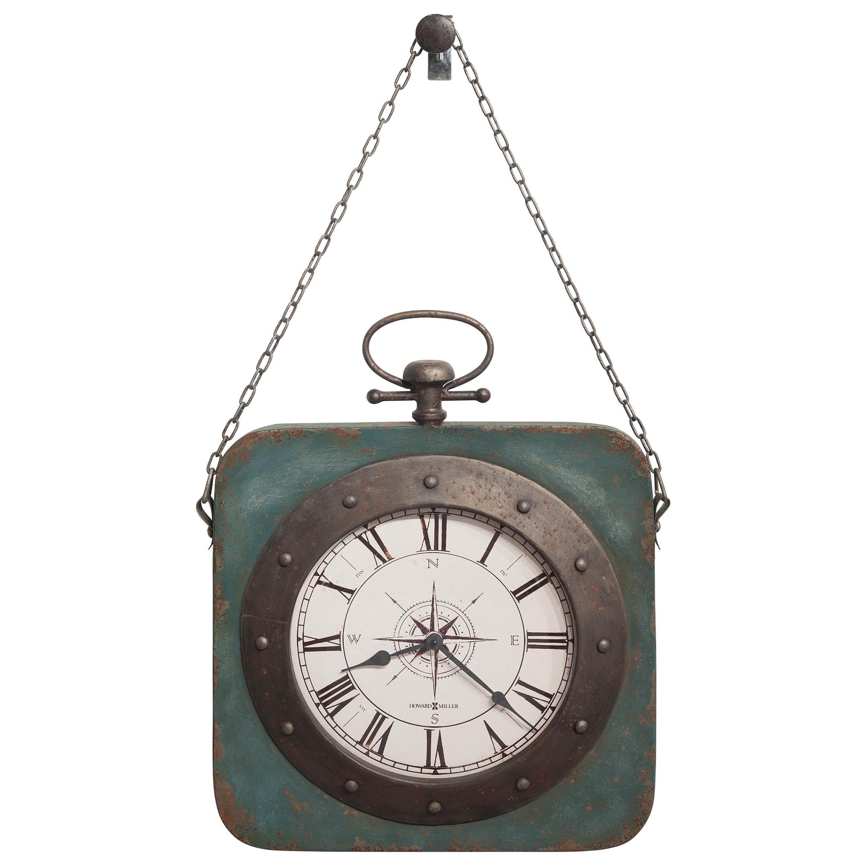 Windrose Wall Clock