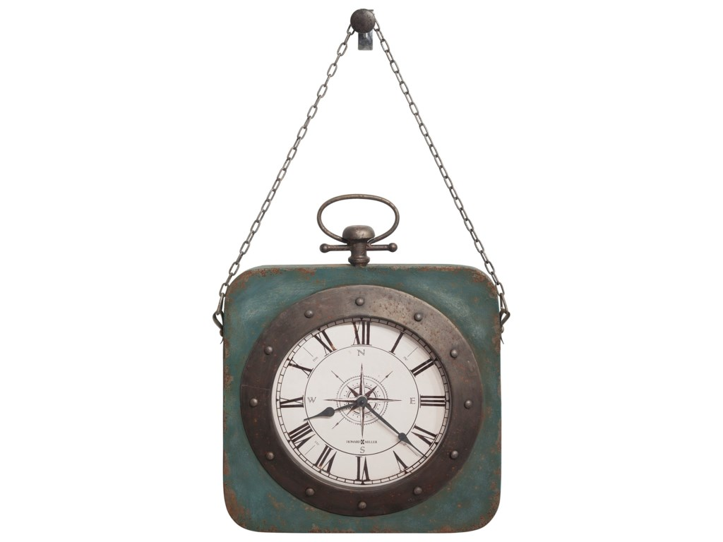 Howard Miller Wall ClocksWindrose Wall Clock