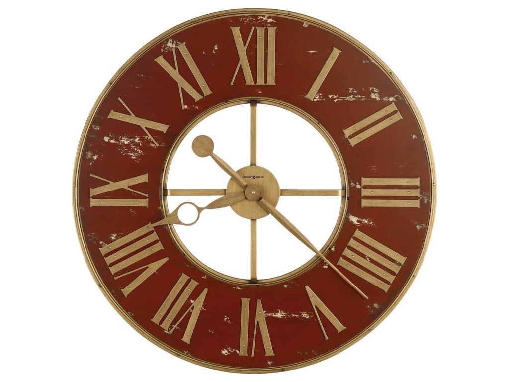 Howard Miller Wall ClocksBoris Wall Clock