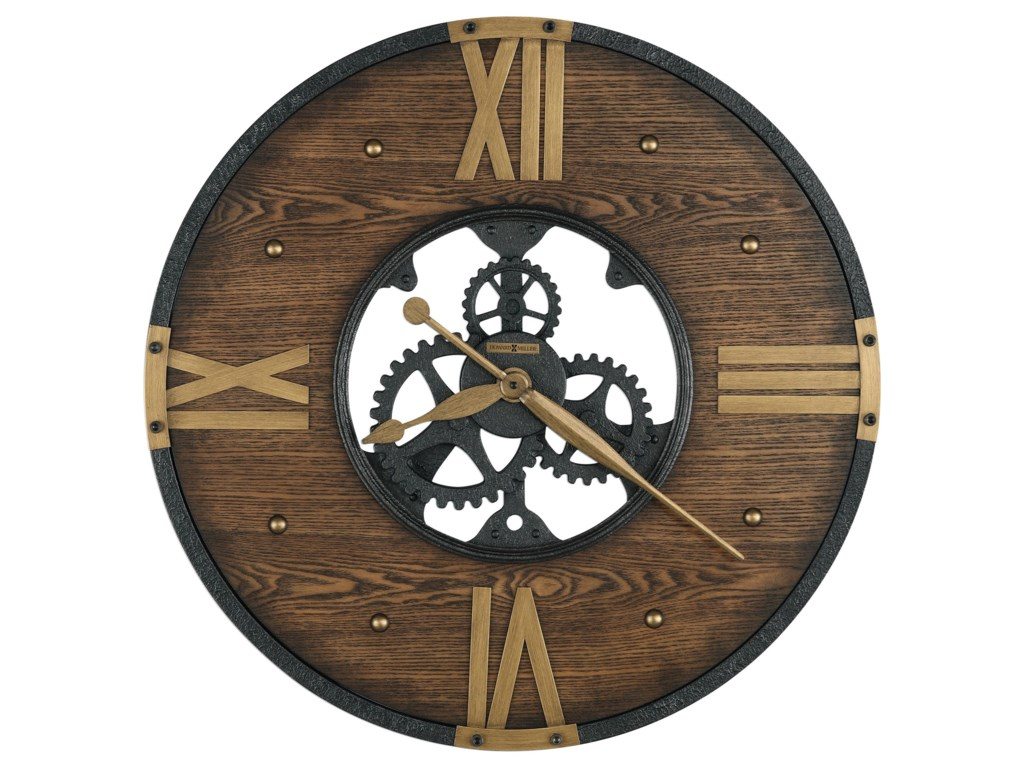 Howard Miller Wall ClocksMurano Wall Clock