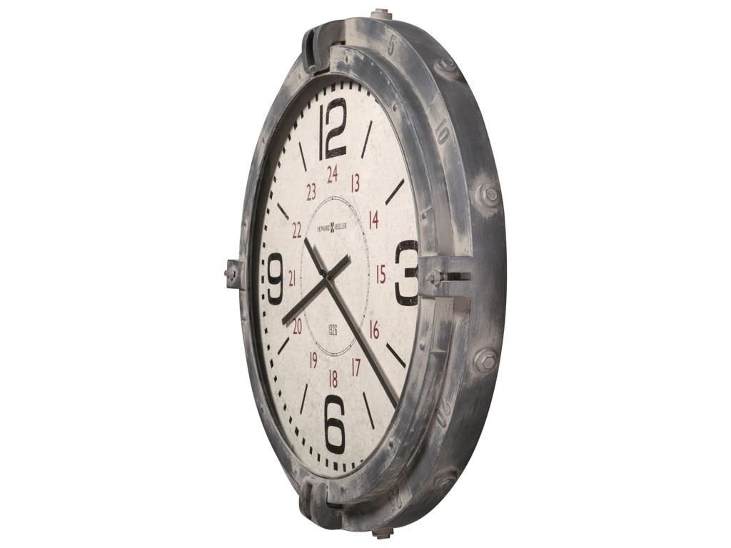 Howard Miller Wall ClocksSeven Seas Wall Clock