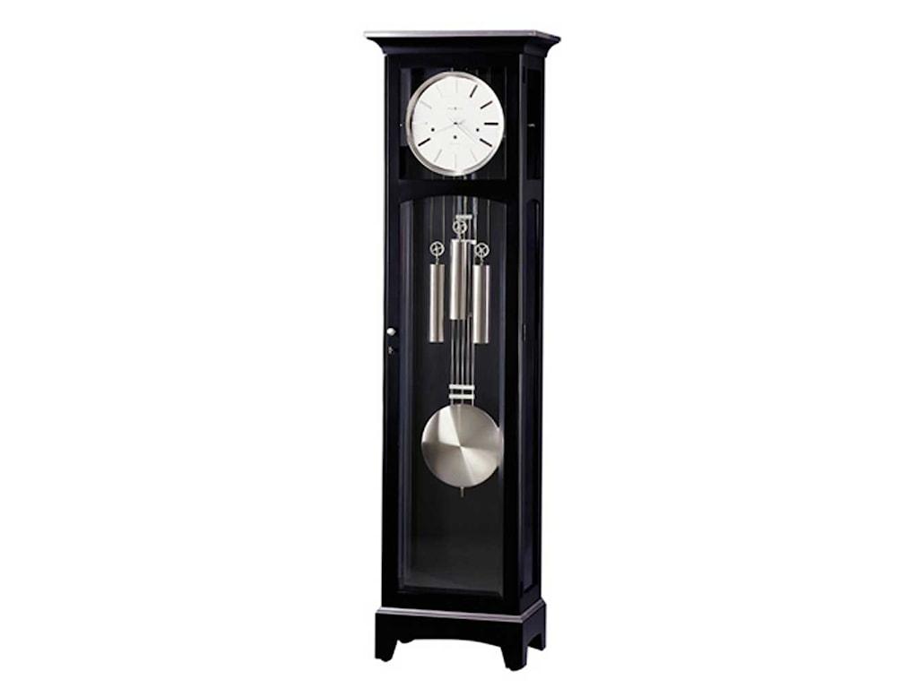 Howard Miller ClocksUrban Floor Clock III Grandfather Clock