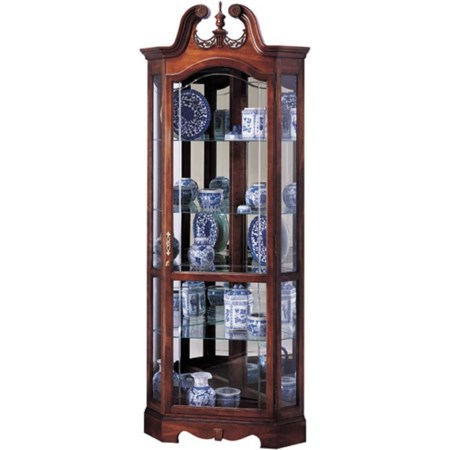 Berkshire Collectors Cabinet