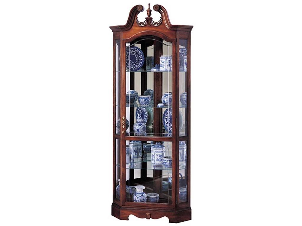 Howard Miller CabinetsBerkshire Collectors Cabinet