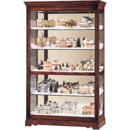 Townsend Collectors Cabinet