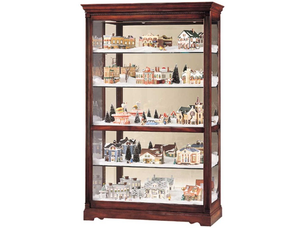 Howard Miller CabinetsTownsend Collectors Cabinet