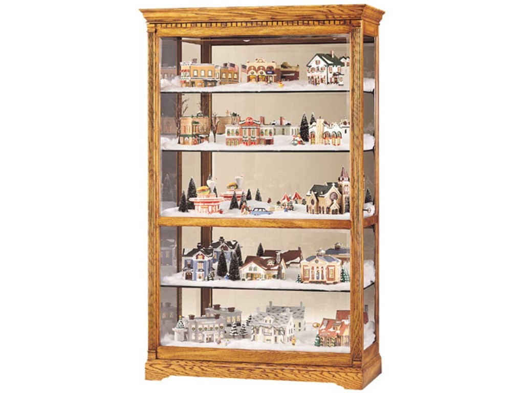 Howard Miller CabinetsParkview Collectors Cabinet