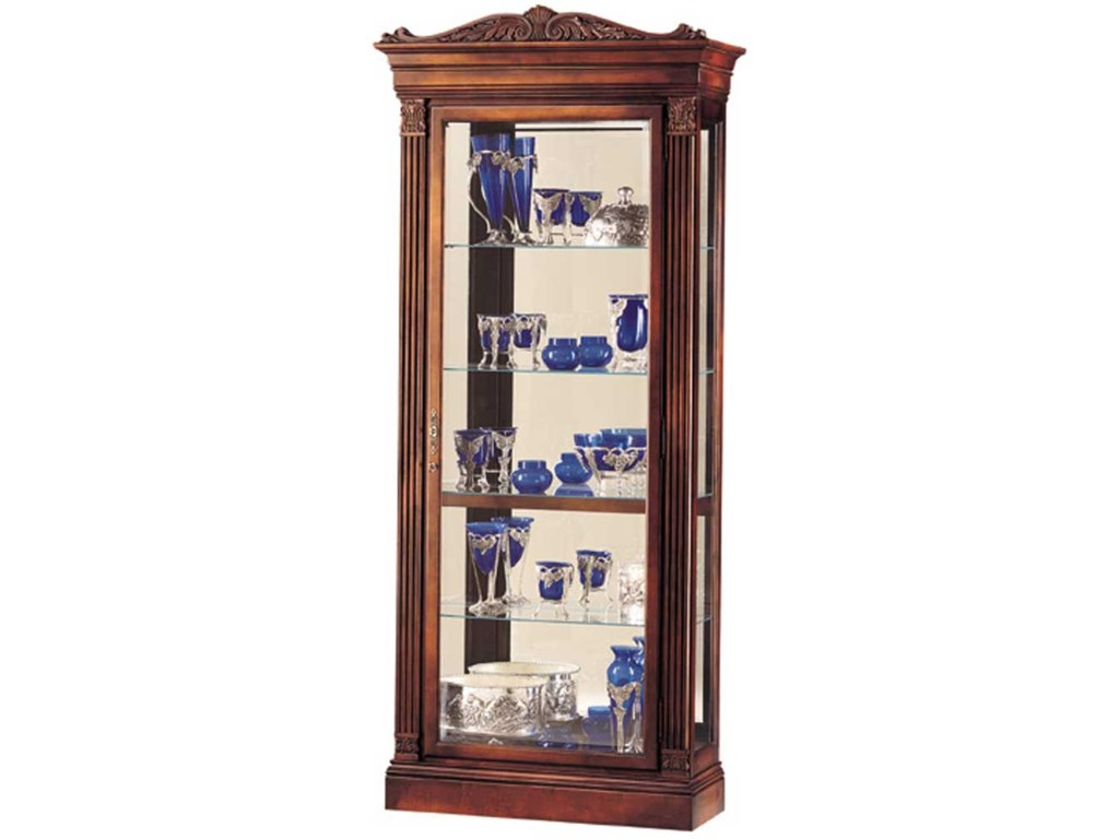 Howard Miller CabinetsEmbassy Collectors Cabinet
