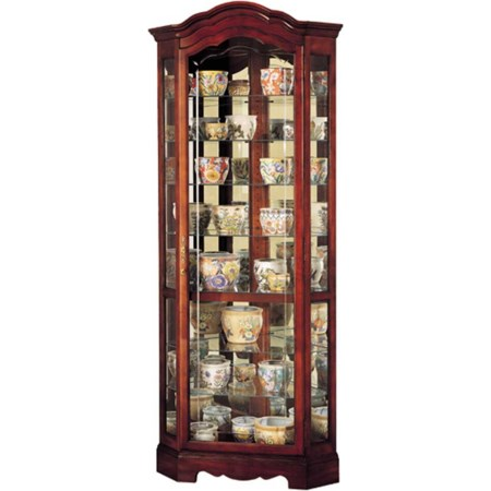 Jamestown Collectors Cabinet