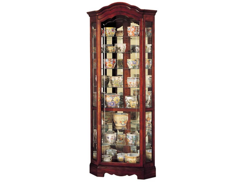 Howard Miller CabinetsJamestown Collectors Cabinet