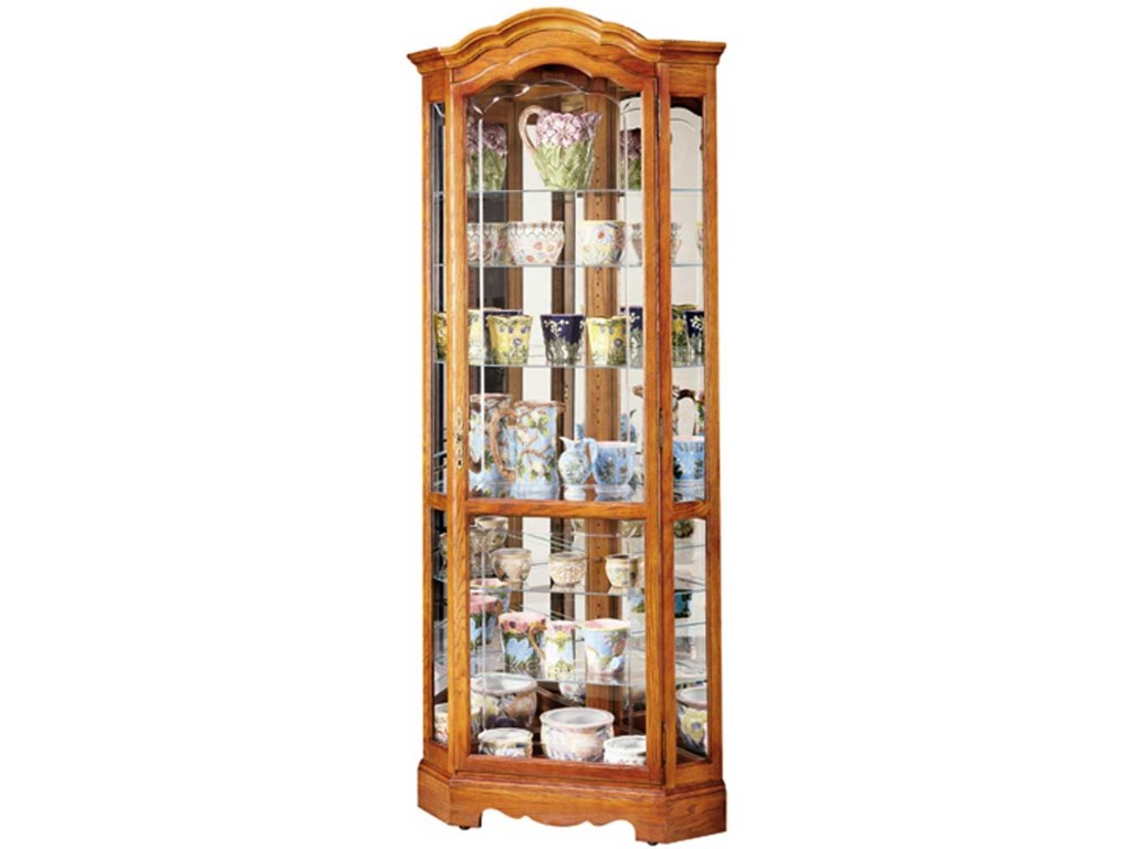 Howard Miller CabinetsJamestown II Collectors Cabinet
