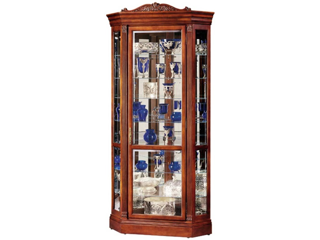 Howard Miller CabinetsEmbassy II Collectors Cabinet