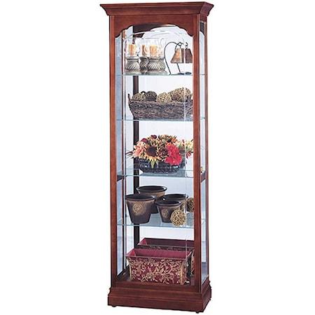 Portland Collectors Cabinet