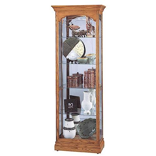 Howard Miller Cabinets Torrington Collectors Cabinet