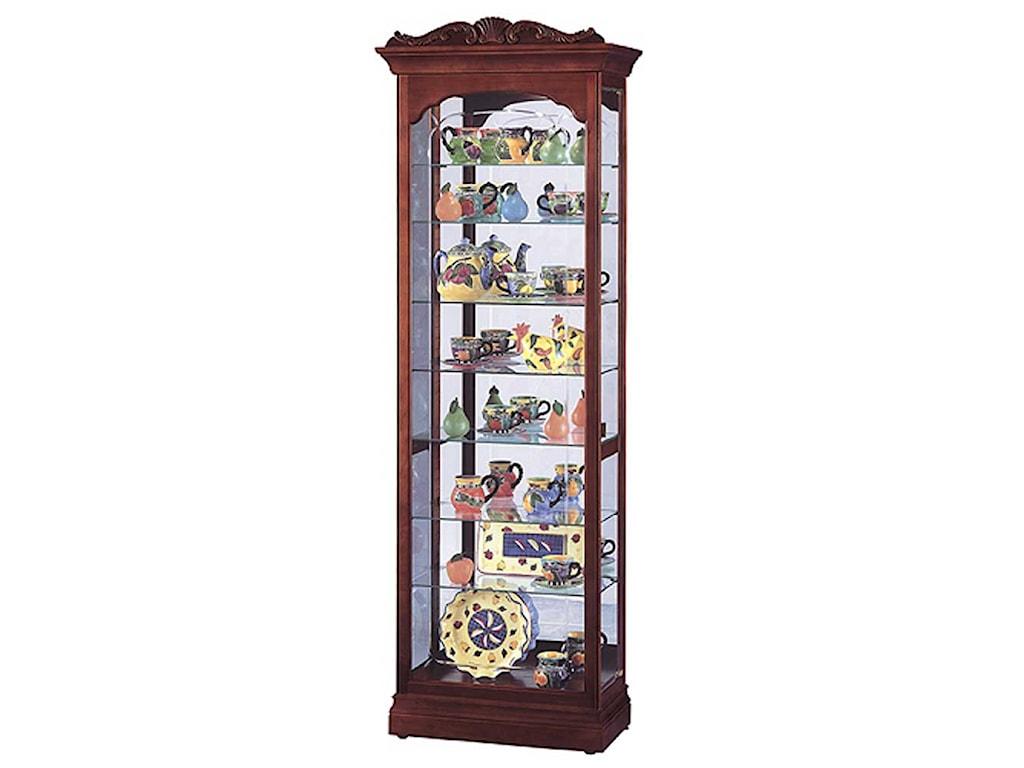 Howard Miller CabinetsHastings Collectors Cabinet