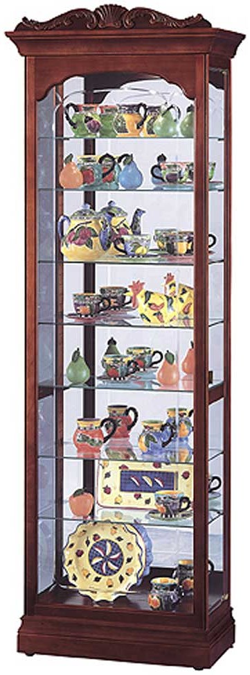 Howard Miller Cabinets Hastings Collectors Cabinet