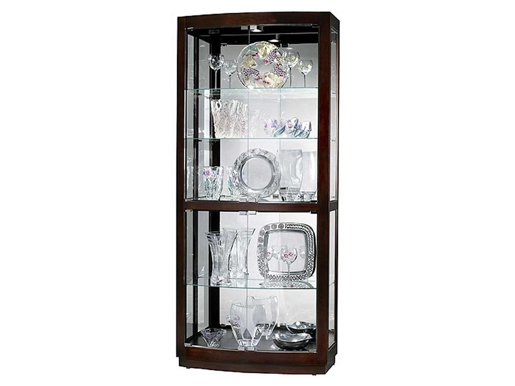 Howard Miller CabinetsBradington Collectors Cabinet