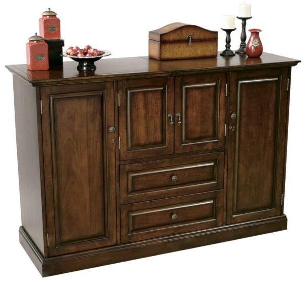 Howard Miller DevinoWine and Bar Cabinet