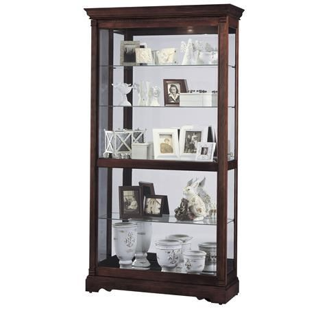 Morris Home Furnishings HarmonyHarmony Large Sliding Door Curio Cabinet  sc 1 st  Morris Furniture & Harmony Large Sliding Door Curio Cabinet | Morris Home | Curio Cabinet