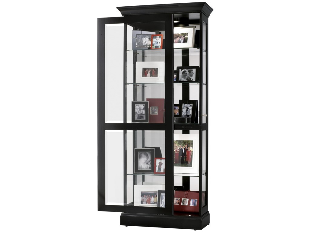Howard Miller Furniture Trend Designs CuriosBerends Display Cabinet