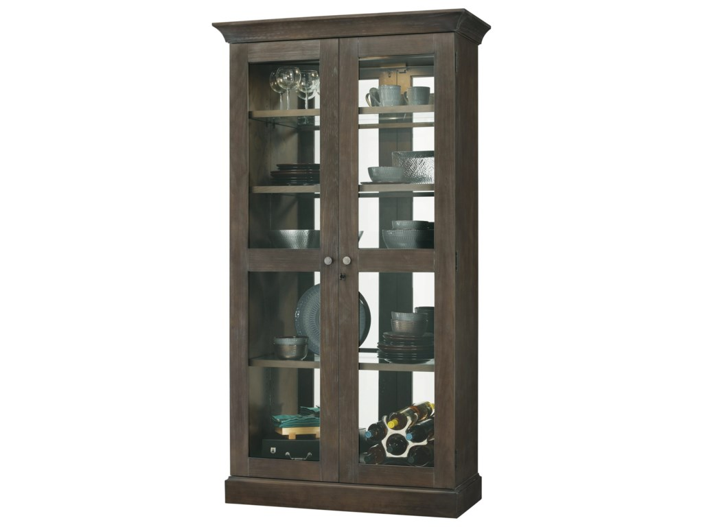 Howard Miller CabinetsDensmoore Display Cabinet