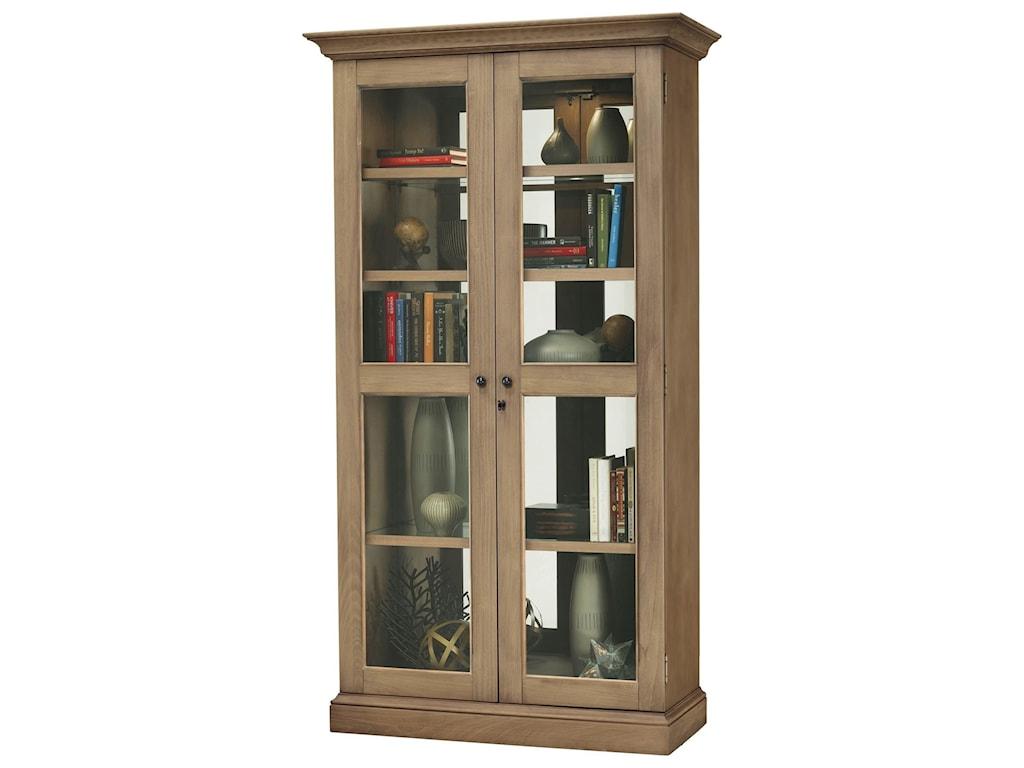 Howard Miller CabinetsLennon IV Curio Cabinet