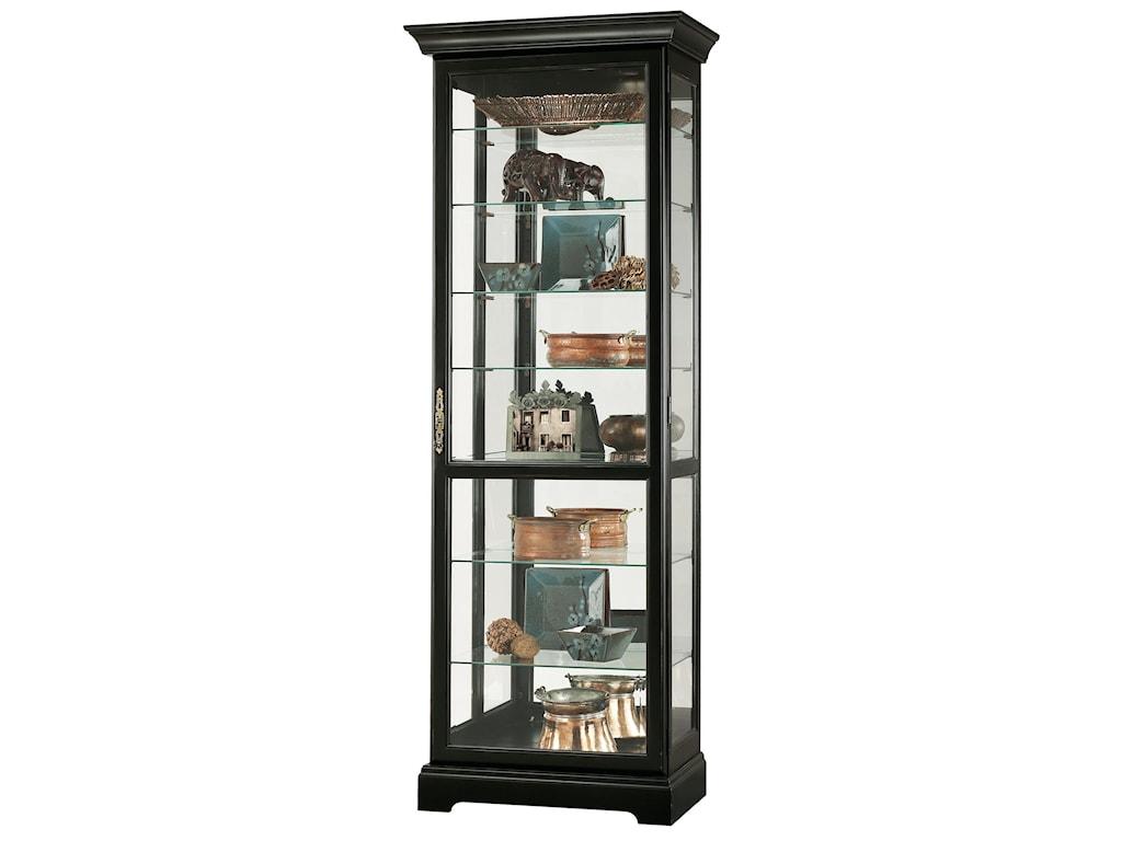 Howard Miller CabinetsChesterfield III Curio Cabinet