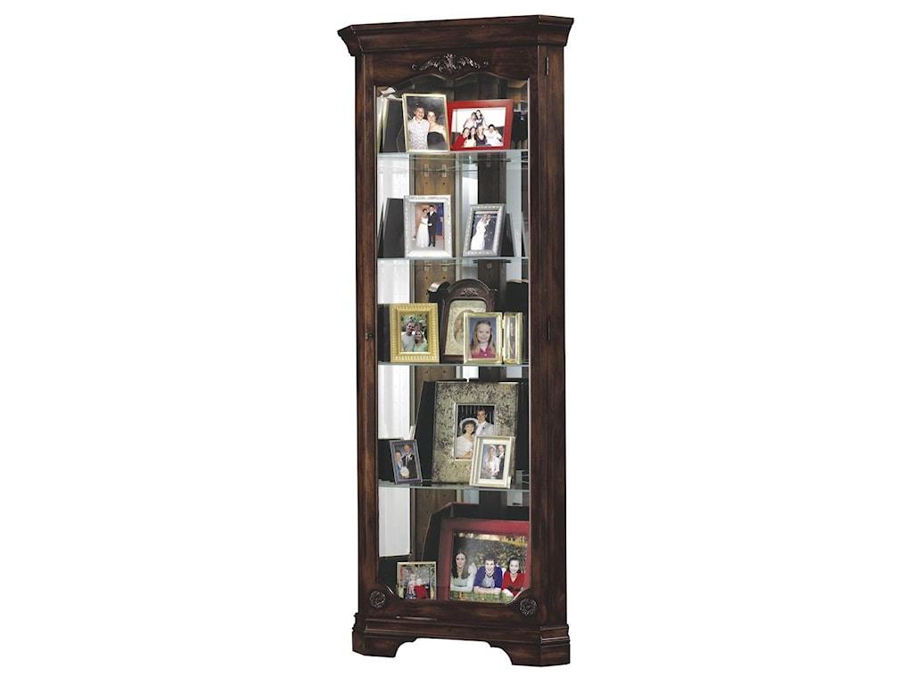 Howard Miller CabinetsConstance Curio Cabinet
