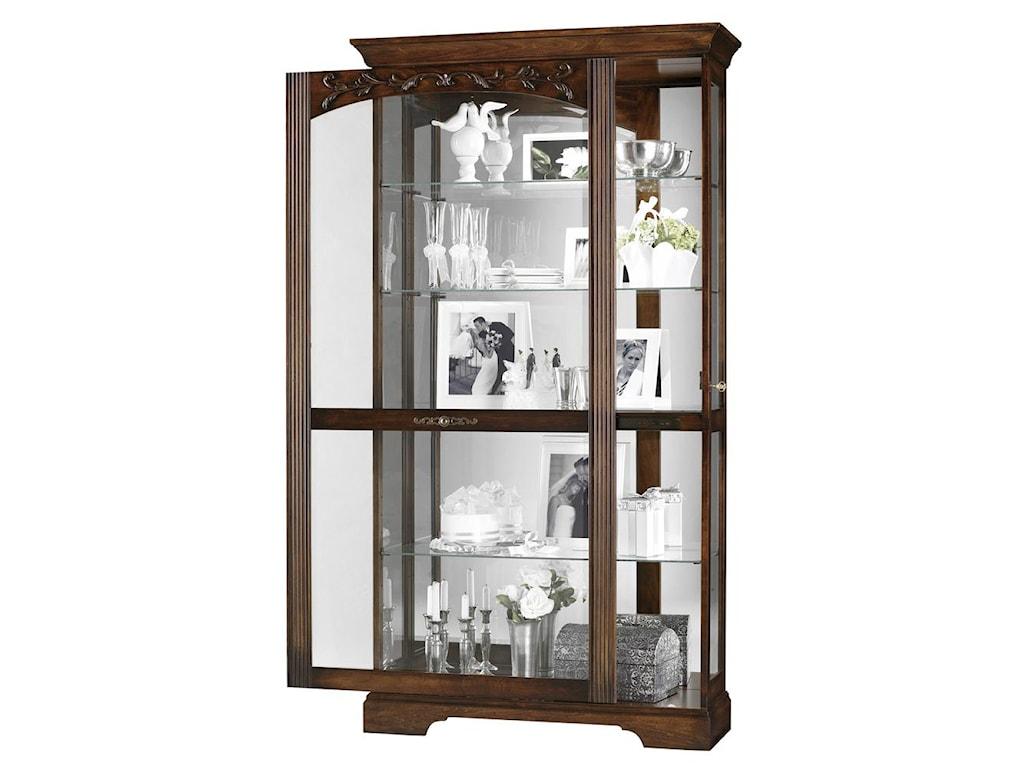Howard Miller CabinetsHartland Curio Cabinet