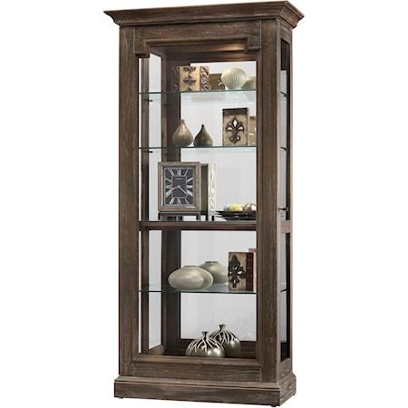 Caden II Curio Cabinet