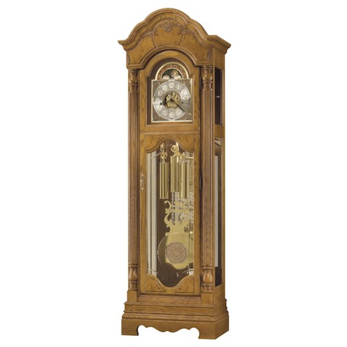 Howard Miller Clocks Kinsley Grandfather Clock