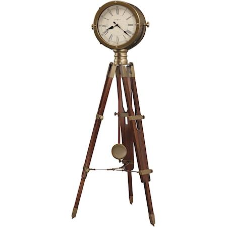 Time Surveyor Floor Clock
