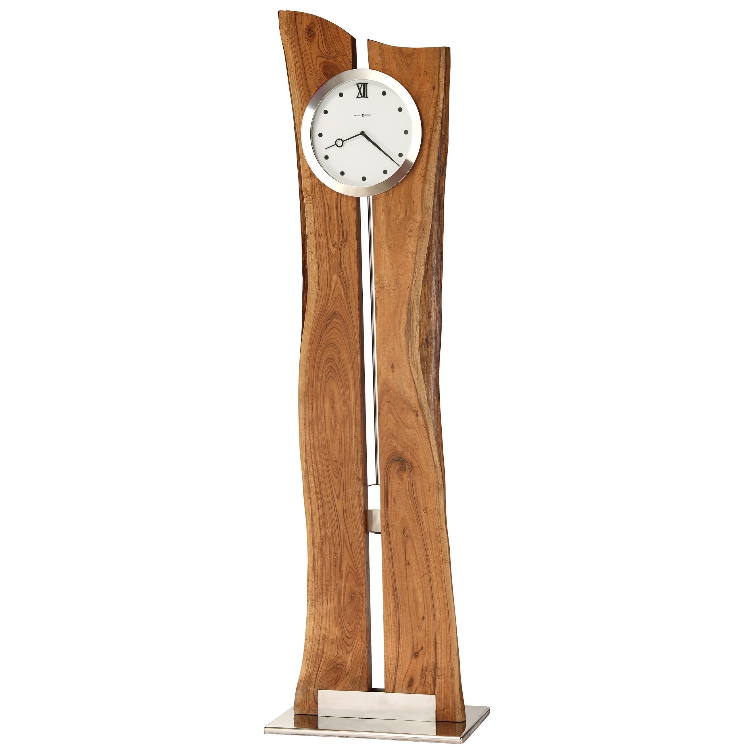 howard miller clocks otto driftwood floor clock - Howard Miller Grandfather Clock