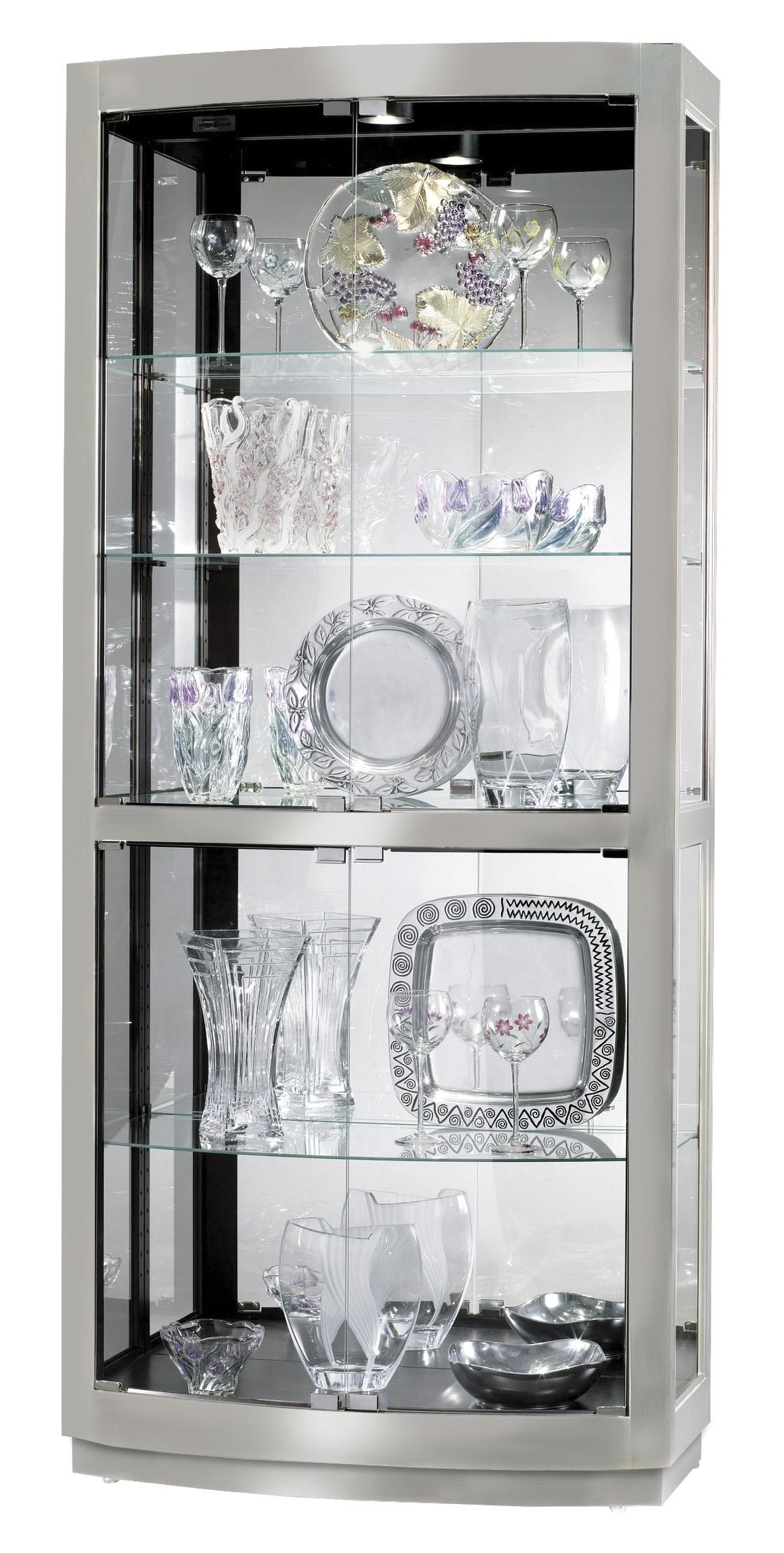 Howard Miller Curios Bradington II Display Cabinet