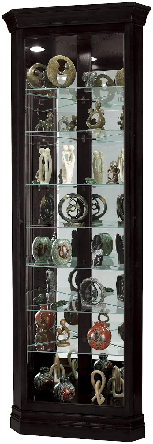 Howard Miller Curios Duane Display Cabinet
