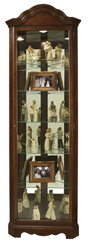 Howard Miller Curios Murphy Display Cabinet
