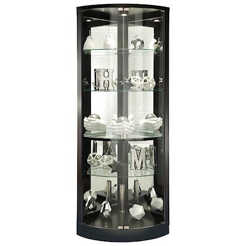 Howard Miller Curios Jaime Display Cabinet