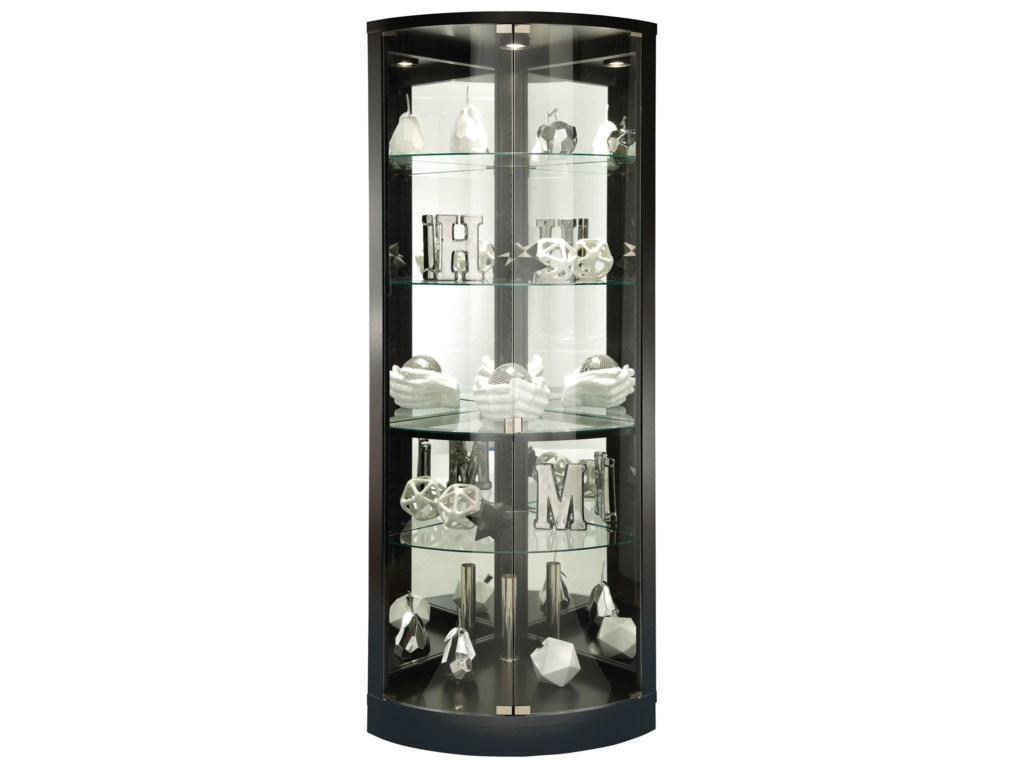 Howard Miller CuriosJaime Display Cabinet