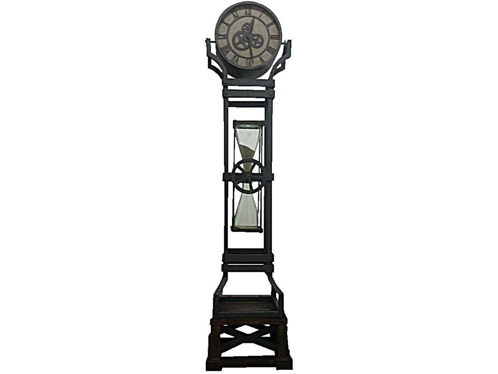 Howard Miller Iron WorksFloor Clock