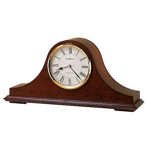 Howard Miller Table & Mantel Clocks Christopher Mantel Clock