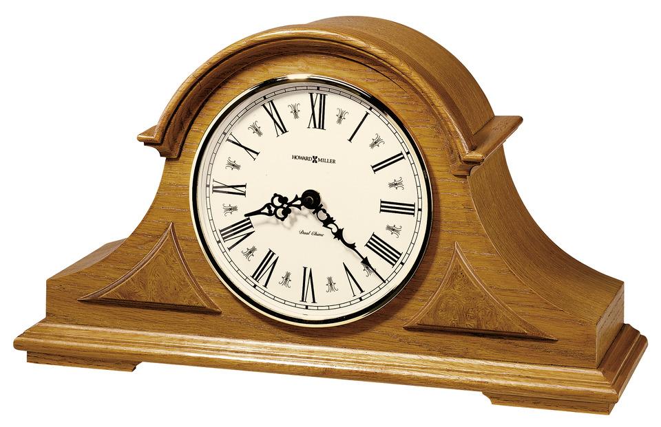 Beau Howard Miller Table U0026 Mantel ClocksBurton Mantel Clock